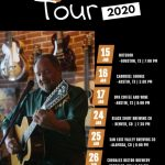 "Chart-Topping Folk Artist Bill Abernathy Announces ""Living The Dream"" Solo Tour Dates"